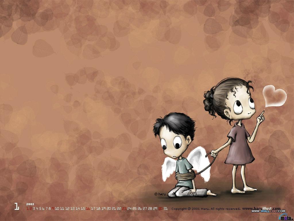 Stáhnout ostatní tapety láska nesvazuje