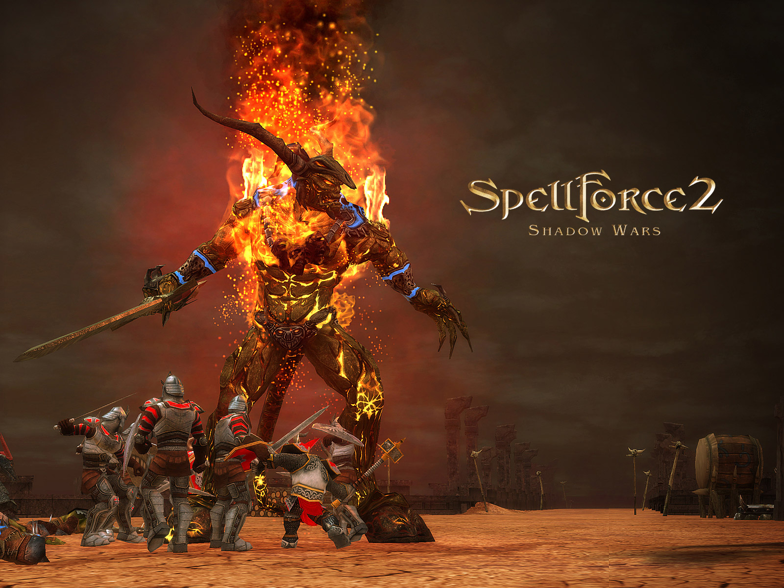 SpellForce-II